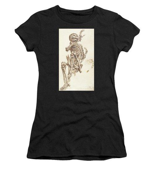 A Human Skeleton Women's T-Shirt
