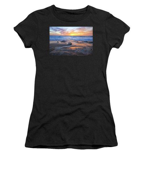 A La Jolla Sunset #1 Women's T-Shirt
