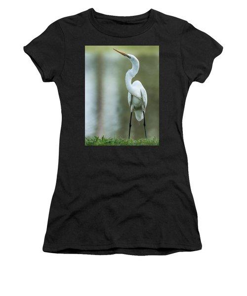 A Little Attitude Women's T-Shirt (Athletic Fit)