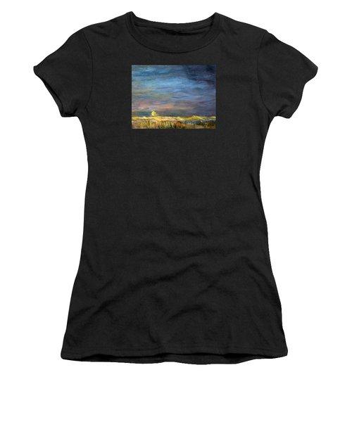 A Little Moon Magic Women's T-Shirt (Athletic Fit)