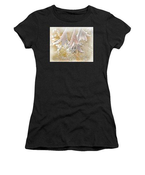 A Little Rain Women's T-Shirt
