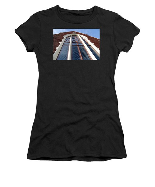 A Long View Women's T-Shirt (Athletic Fit)