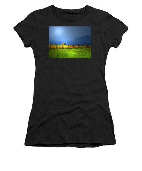 A Long Way From Home Women's T-Shirt (Athletic Fit)