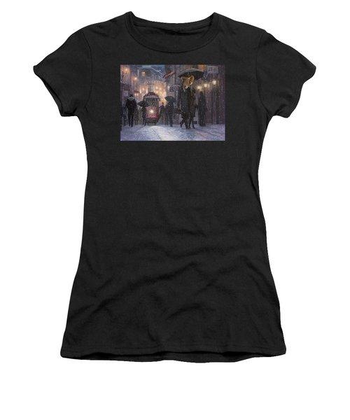 A Midwinter Night's Dream Women's T-Shirt