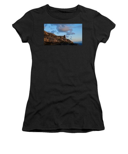 A Mountain With A View Women's T-Shirt