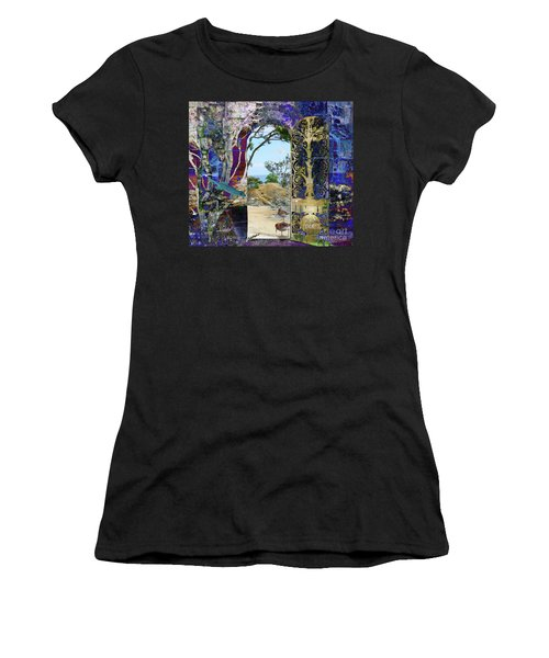A Narrow But Magical Door Women's T-Shirt