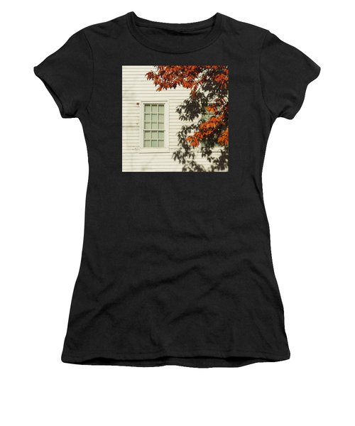 A New England Composition Women's T-Shirt (Athletic Fit)