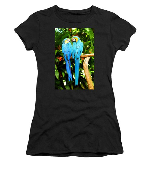A Pair Of Parrots Women's T-Shirt