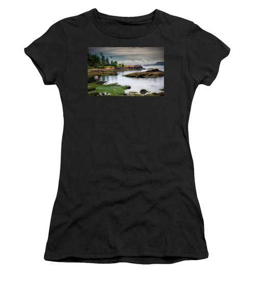 A Peaceful Bay Women's T-Shirt