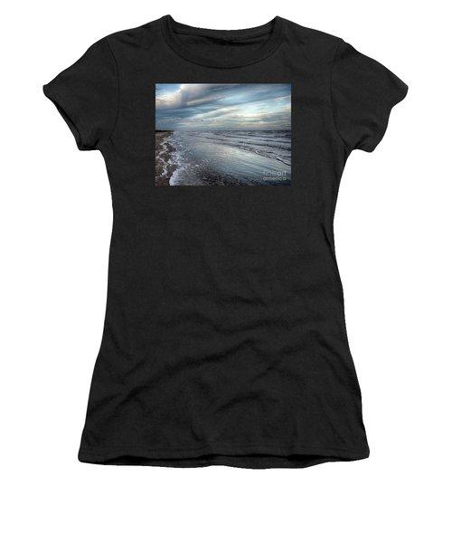 A Peaceful Beach Women's T-Shirt