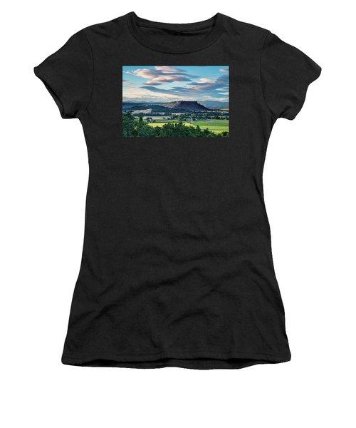A Peaceful Land Women's T-Shirt