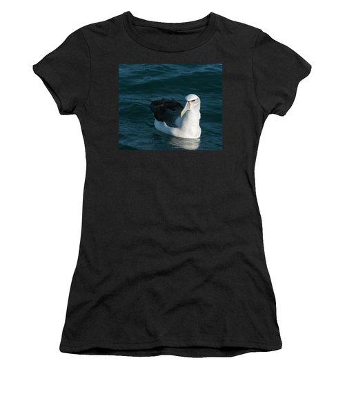 A Portrait Of An Albatross Women's T-Shirt
