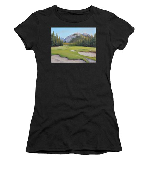 A Promising Day Women's T-Shirt (Athletic Fit)