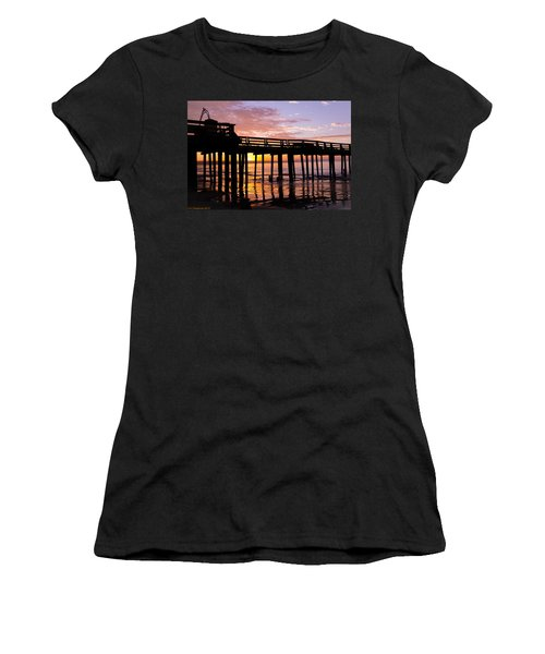 A Quiet And Beautiful Start Women's T-Shirt