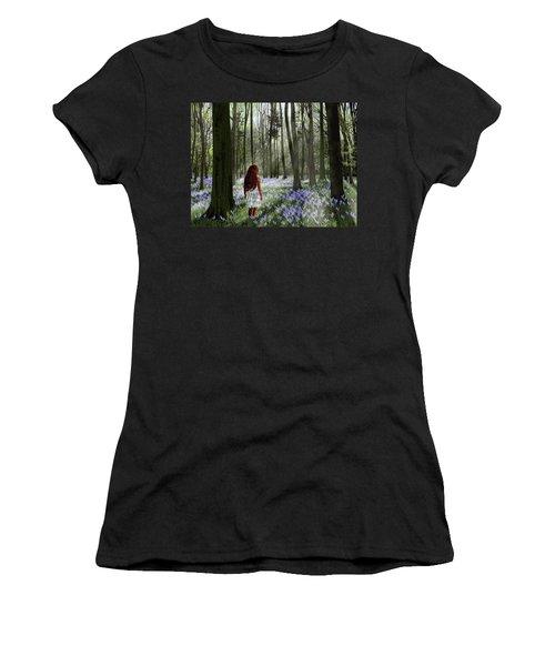 A Return To Innocence Women's T-Shirt