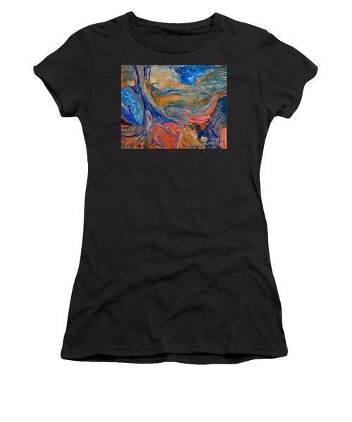 A River Runs Through It Women's T-Shirt