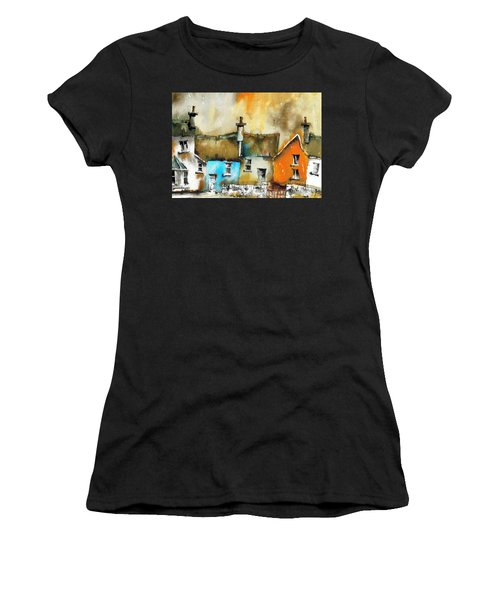 A Row Of Colour Women's T-Shirt
