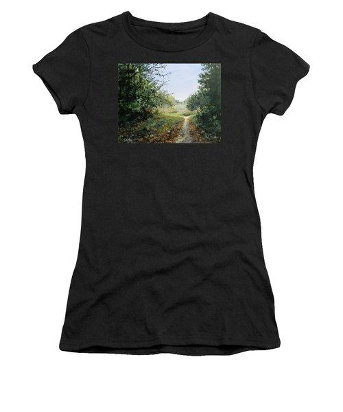 A Search Women's T-Shirt