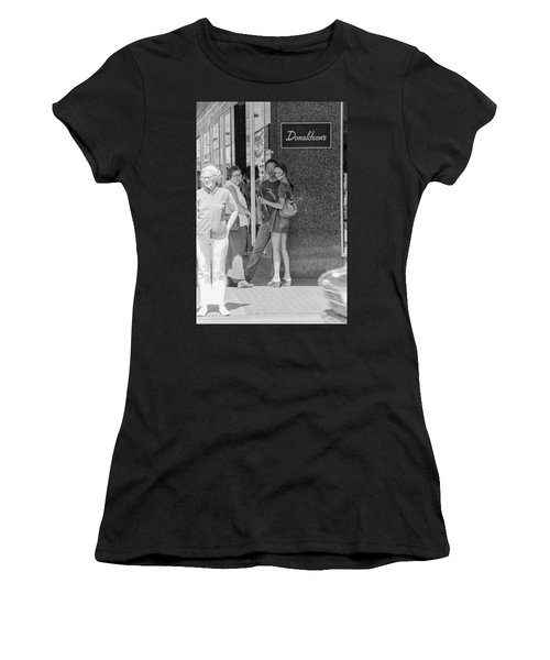 A Sidewalk Conference Women's T-Shirt