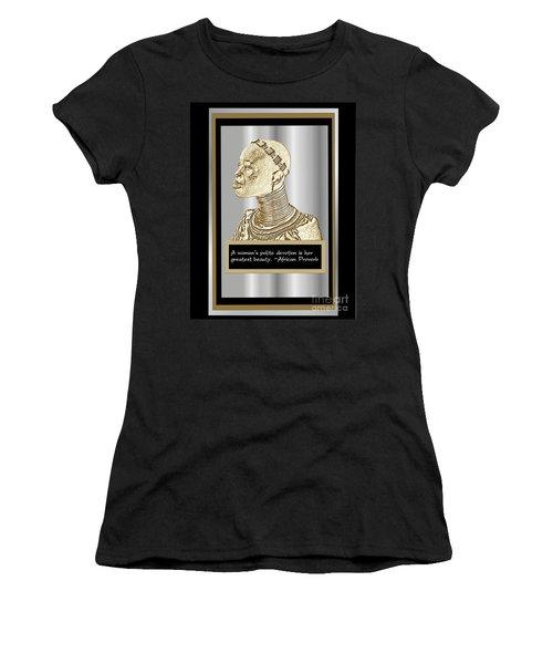 A Sisters Portrait 1 Women's T-Shirt (Junior Cut) by Jacqueline Lloyd