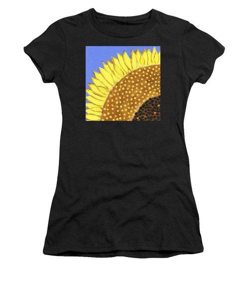 A Slice Of Sunflower Women's T-Shirt