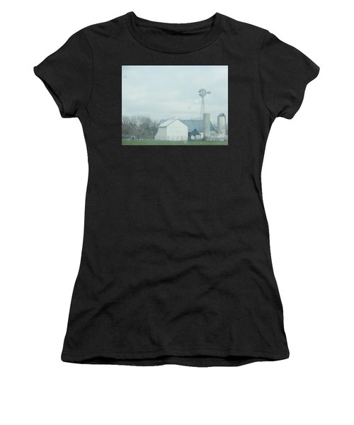 A Storm Moves In Women's T-Shirt