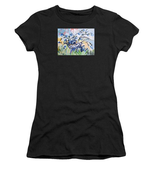 A Study In Qi-spirit 4 Women's T-Shirt (Athletic Fit)