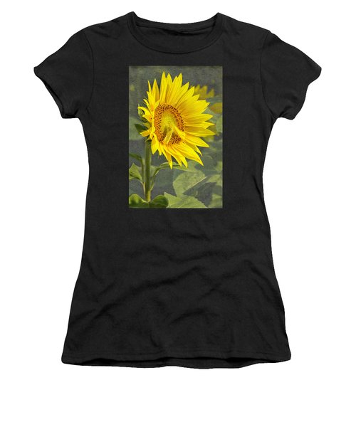 A Sunflower's Prayer Women's T-Shirt