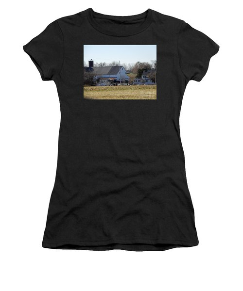 A Sunny November Afternoon Women's T-Shirt