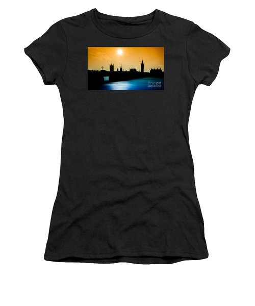 A Sunny Shape Women's T-Shirt (Athletic Fit)