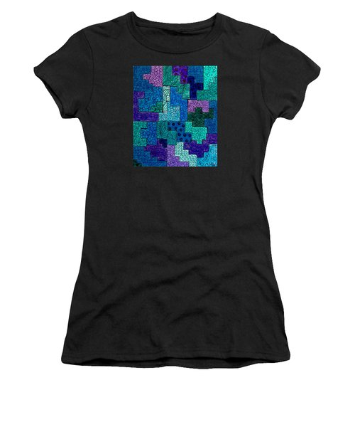 A Touch Of Lilac Women's T-Shirt (Athletic Fit)