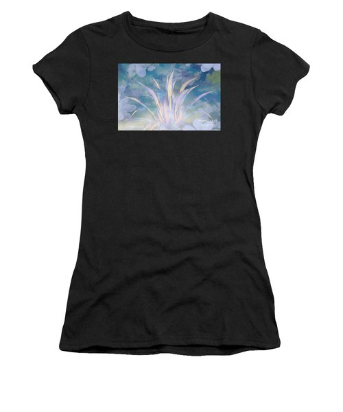 A Touch Of Spring Women's T-Shirt (Athletic Fit)