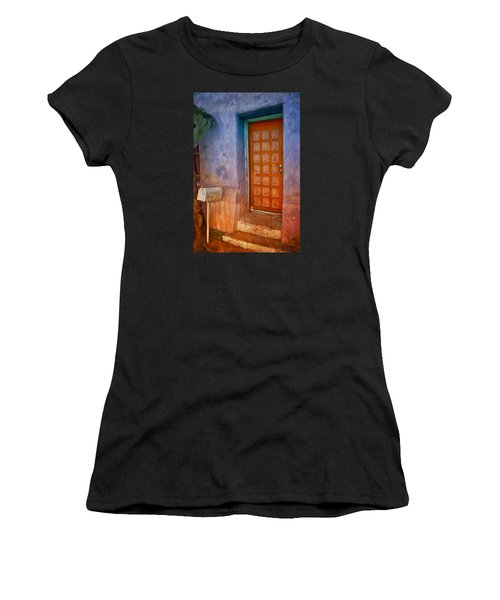 A Tucson Stoop Women's T-Shirt (Athletic Fit)