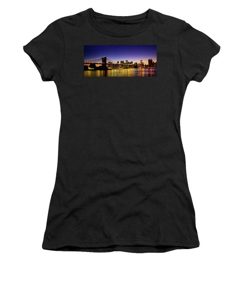 A View From Brooklyn Women's T-Shirt (Athletic Fit)
