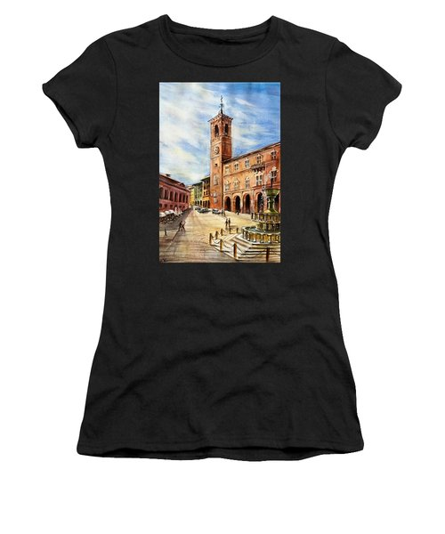 A View From Fabriano Women's T-Shirt