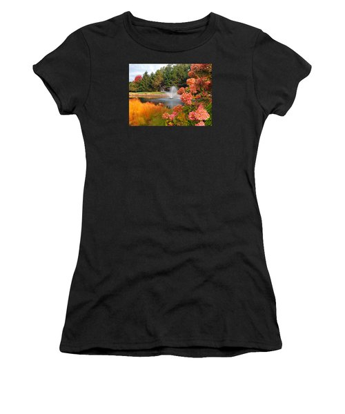 A Vision Of Autumn Women's T-Shirt (Athletic Fit)