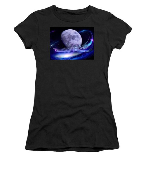 A Visit From Venus Women's T-Shirt