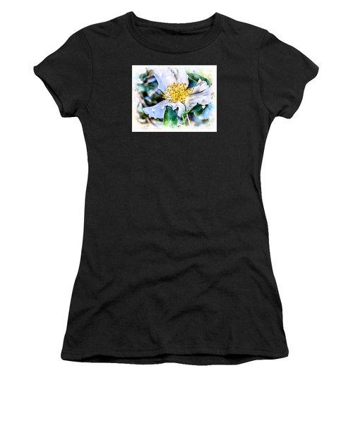 A Walk In The Garden Women's T-Shirt