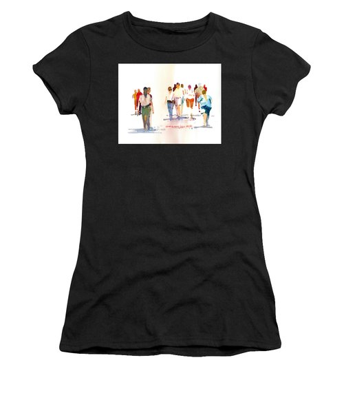 A Walk In The Park Women's T-Shirt