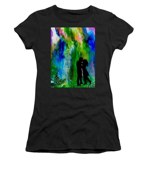 A Walk In The Park Women's T-Shirt (Athletic Fit)