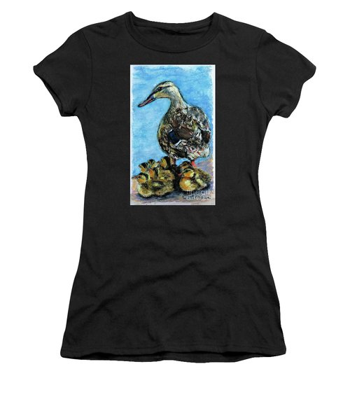 A Watchful Eye Women's T-Shirt (Athletic Fit)