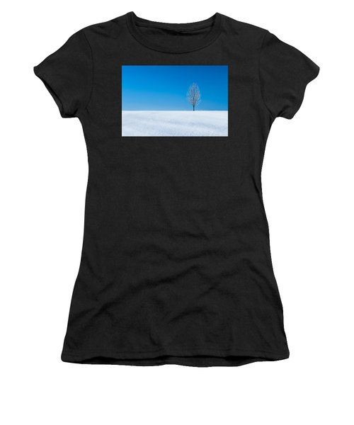 A Winter's Landmark Women's T-Shirt