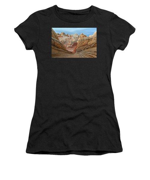A World In Turmoil Women's T-Shirt