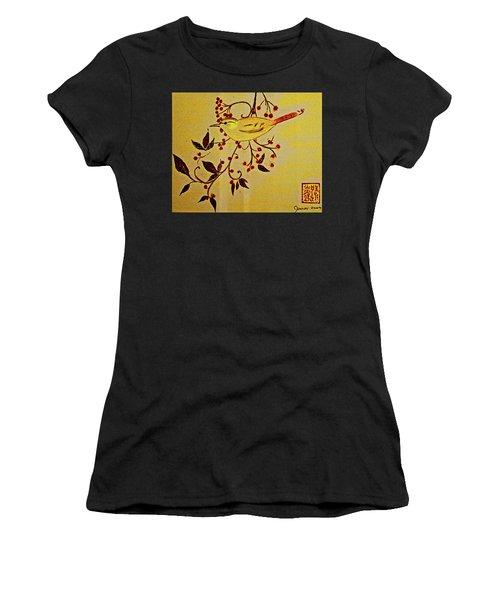 A Wren - In Pastel  Women's T-Shirt