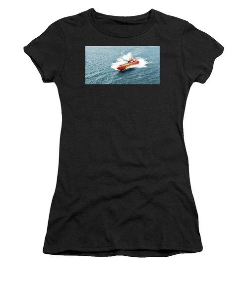 A004_c010_090730 Women's T-Shirt (Athletic Fit)