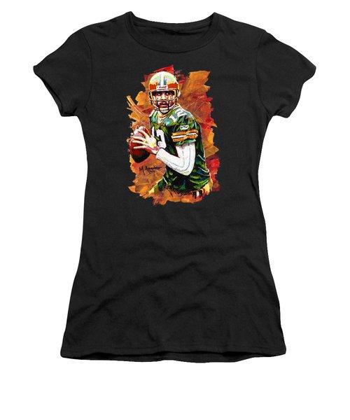 Aaron Rodgers Women's T-Shirt