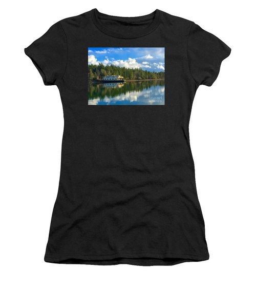 Abandoned Ferry Women's T-Shirt