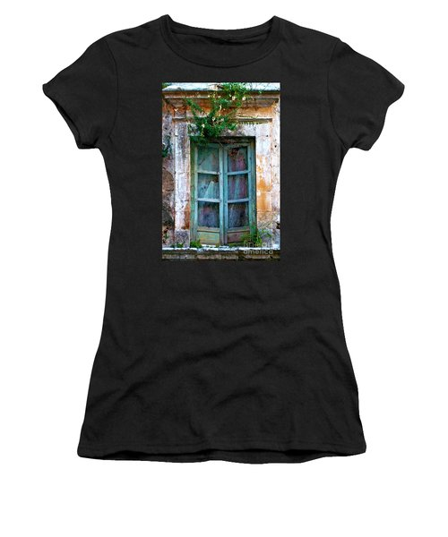Abandoned Sicilian Sound Of Noto Women's T-Shirt (Athletic Fit)