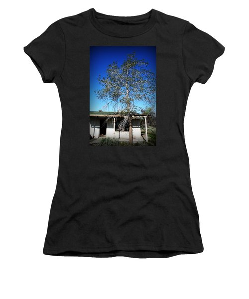 Abandonment Women's T-Shirt (Athletic Fit)