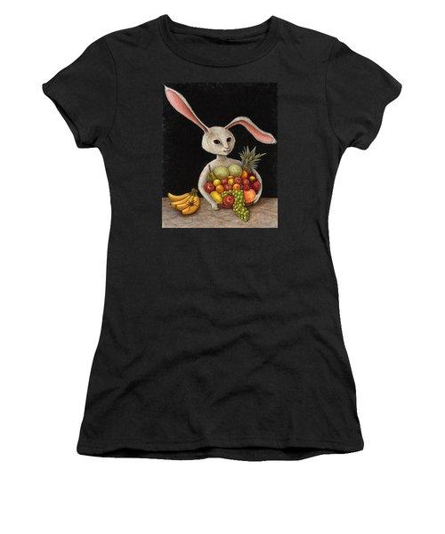 Abbondanza Women's T-Shirt (Junior Cut) by Holly Wood